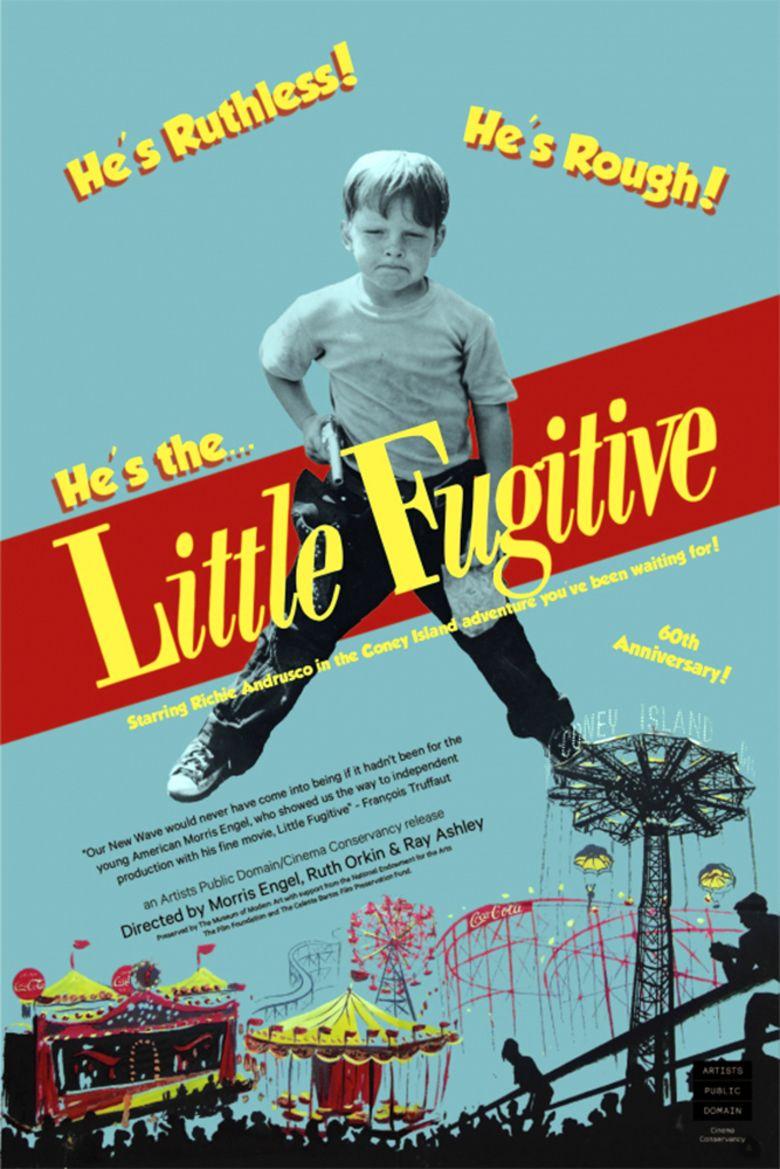 Little Fugitive movie poster