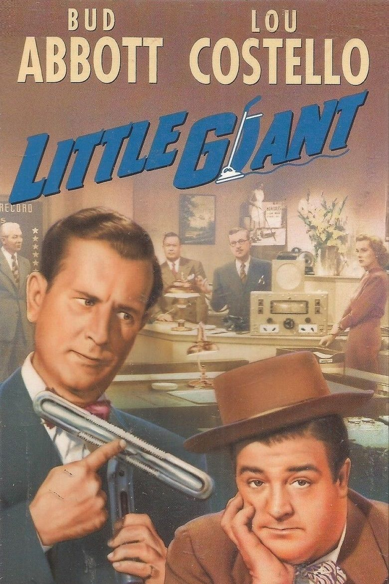 Little Giant movie poster