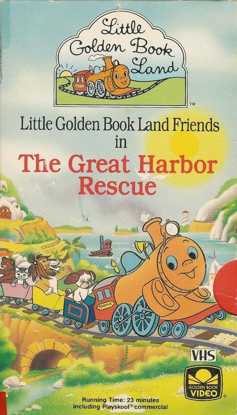 Little Golden Book Land movie poster
