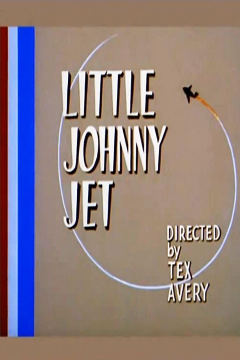 Little Johnny Jet movie poster