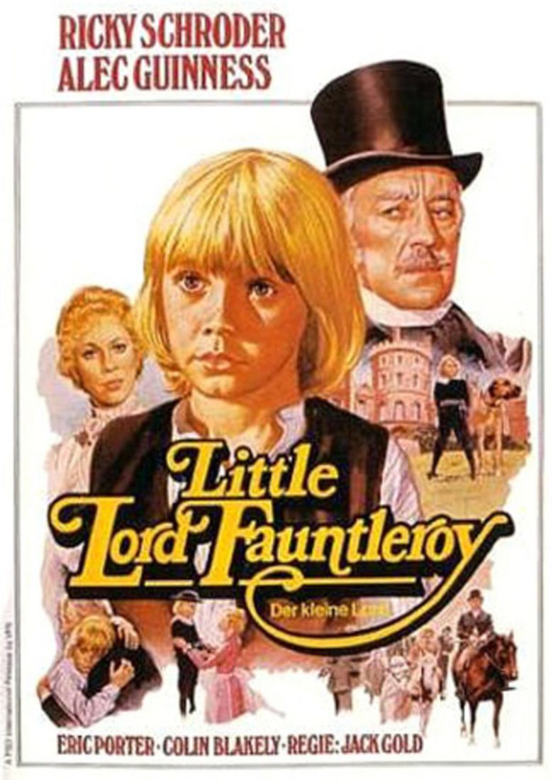 Little Lord Fauntleroy (1980 film) movie poster