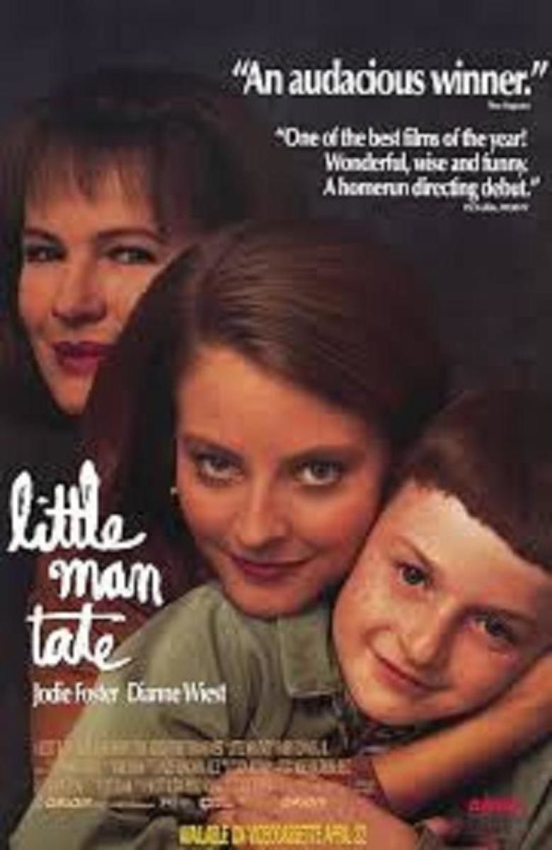Little Man Tate movie poster