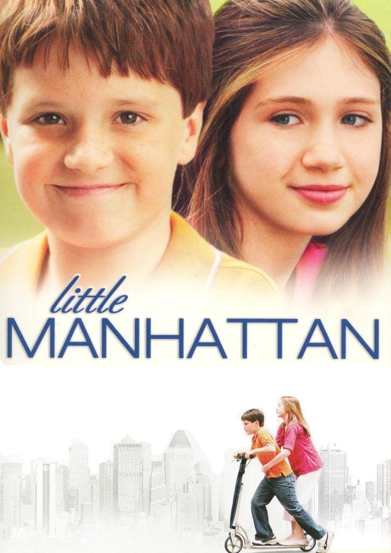 Little Manhattan movie poster