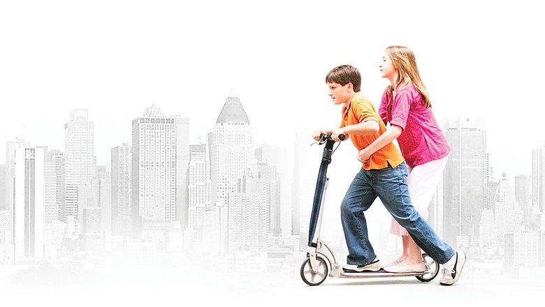 Little Manhattan movie scenes