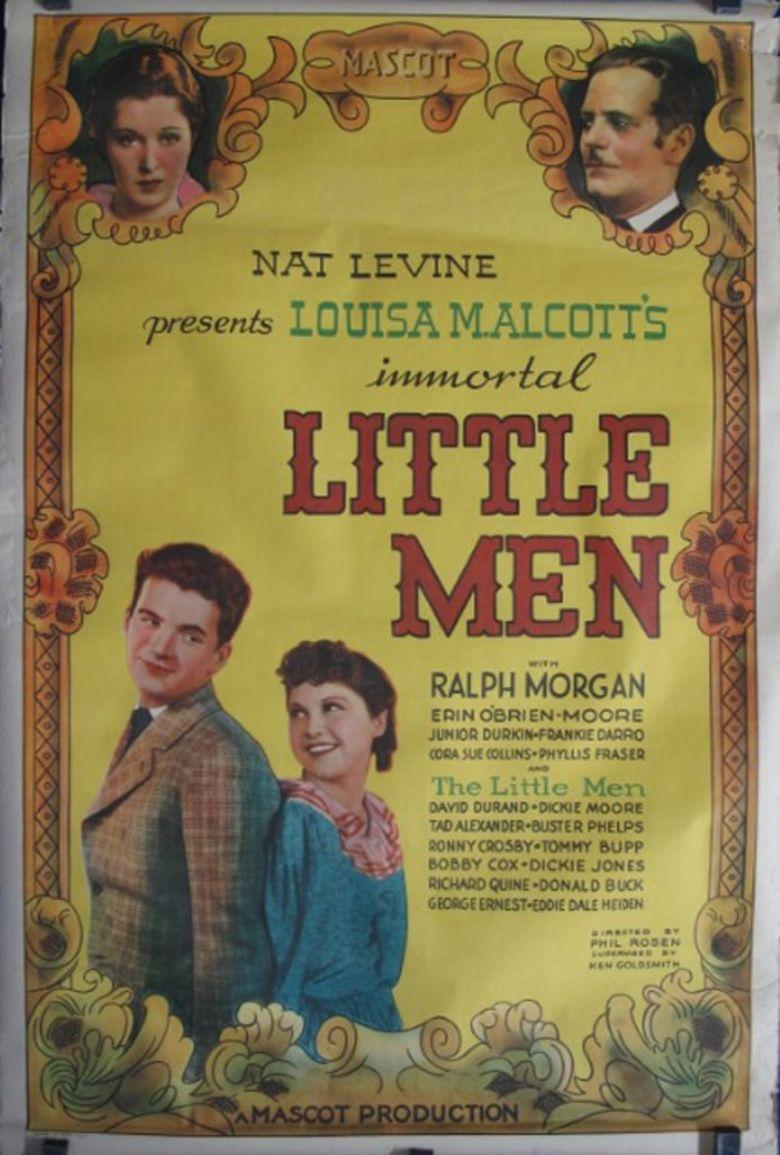 Little Men (1934 film) movie poster