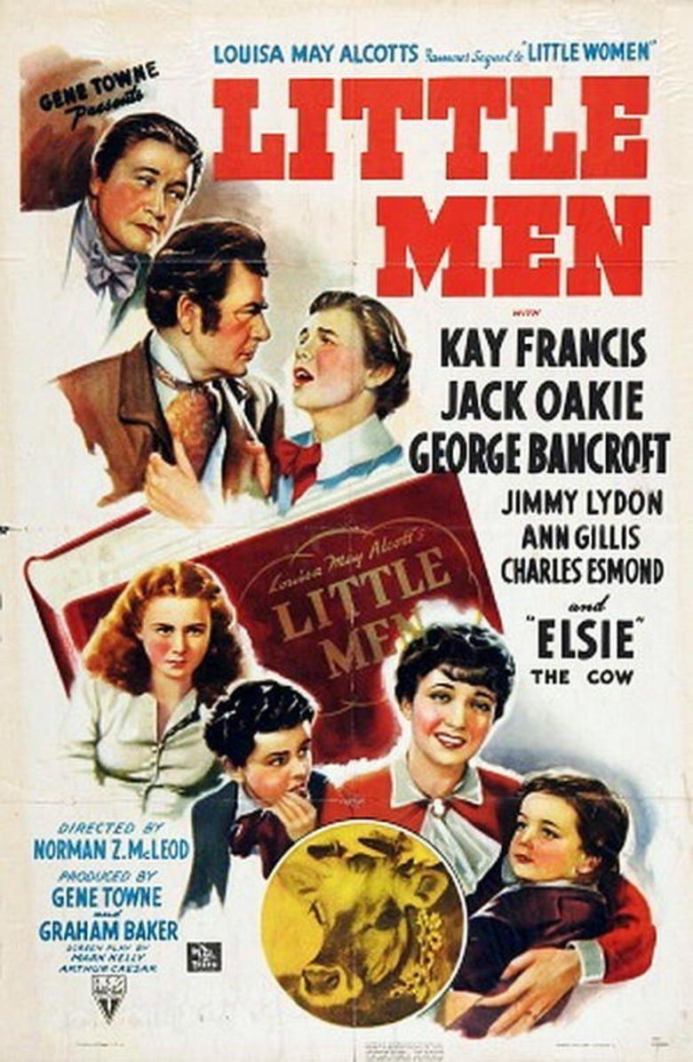 Little Men (1940 film) movie poster