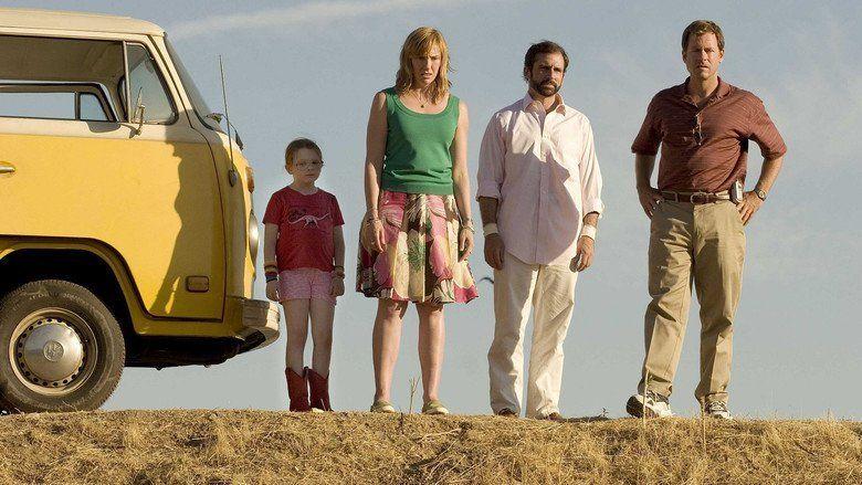 Little Miss Sunshine movie scenes