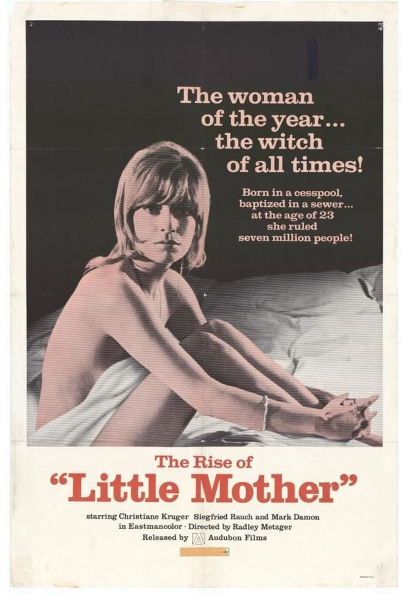Little Mother (1973 film) movie poster