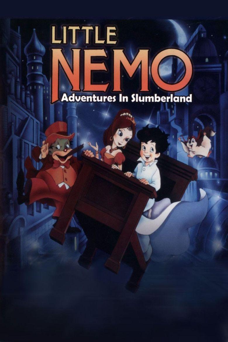 Little Nemo: Adventures in Slumberland movie poster