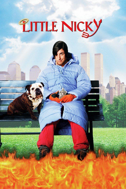 Little Nicky movie poster