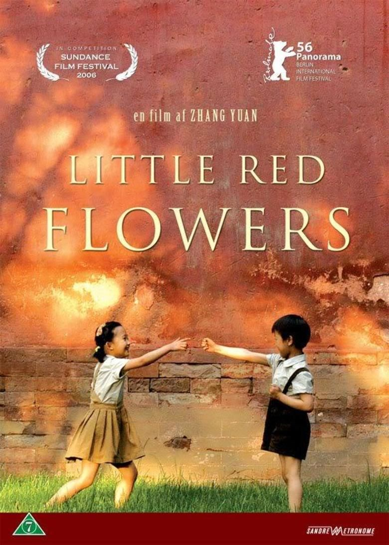 Little Red Flowers movie poster