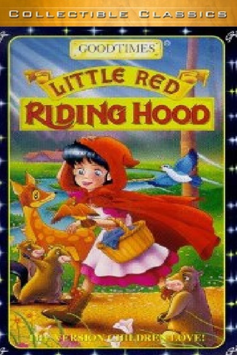 Little Red Riding Hood (1995 film) movie poster