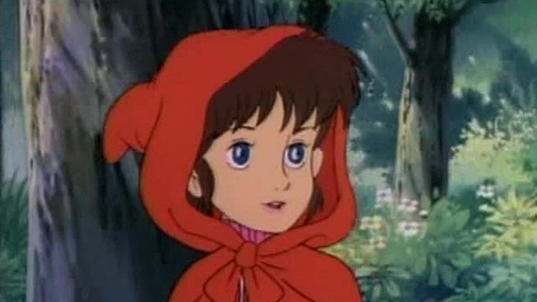 Little Red Riding Hood (1995 film) movie scenes