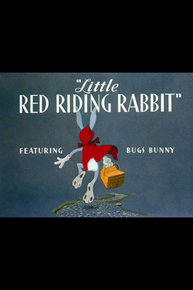 Little Red Riding Rabbit movie poster