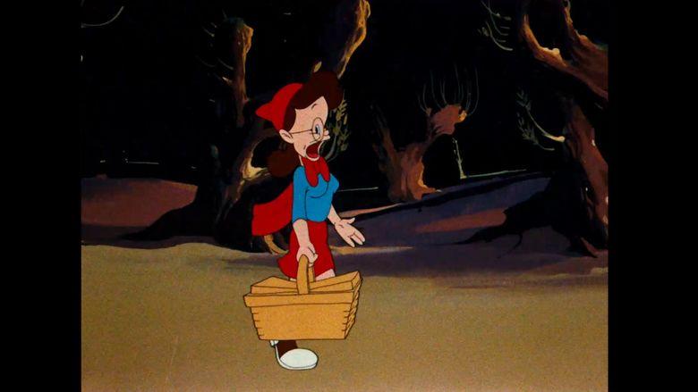 Little Red Riding Rabbit movie scenes
