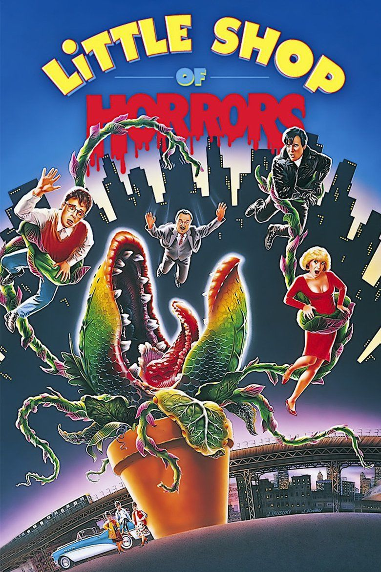 Little Shop of Horrors (film) movie poster