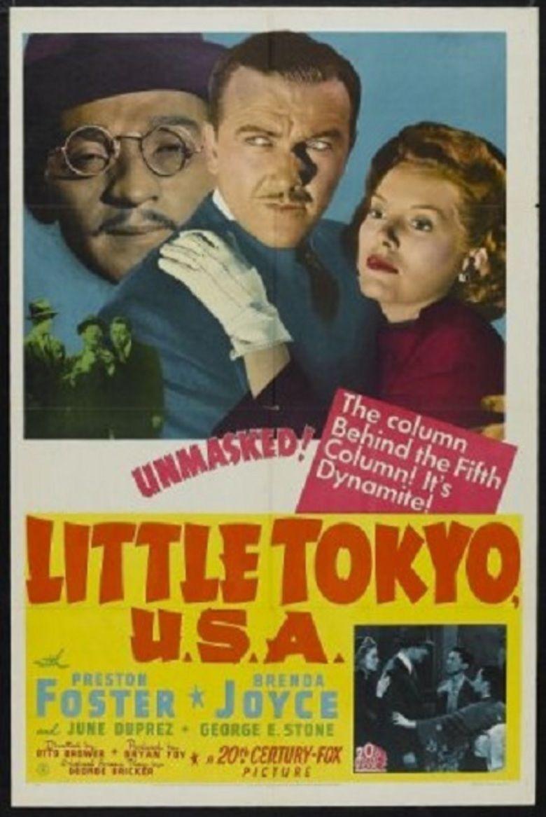 Little Tokyo, USA movie poster