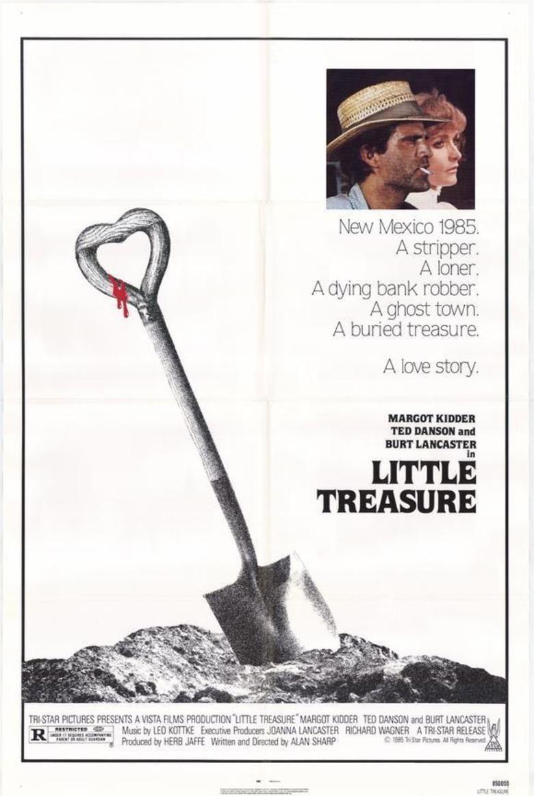 Little Treasure movie poster