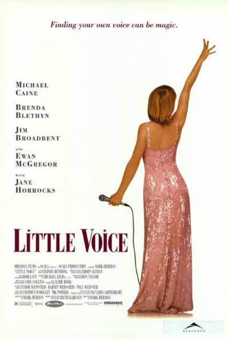 Little Voice (film) movie poster