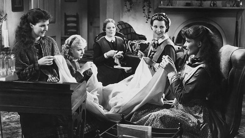 Little Women (1933 film) movie scenes