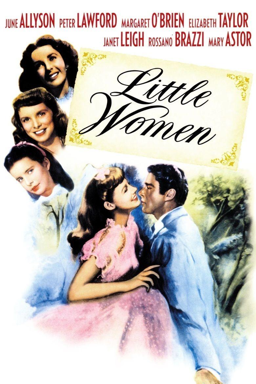 Little Women (1949 film) movie poster