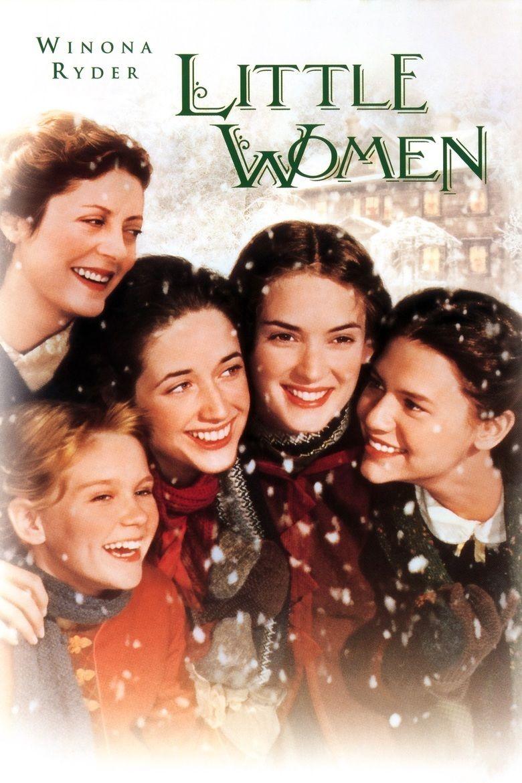 Little Women (1994 film) movie poster