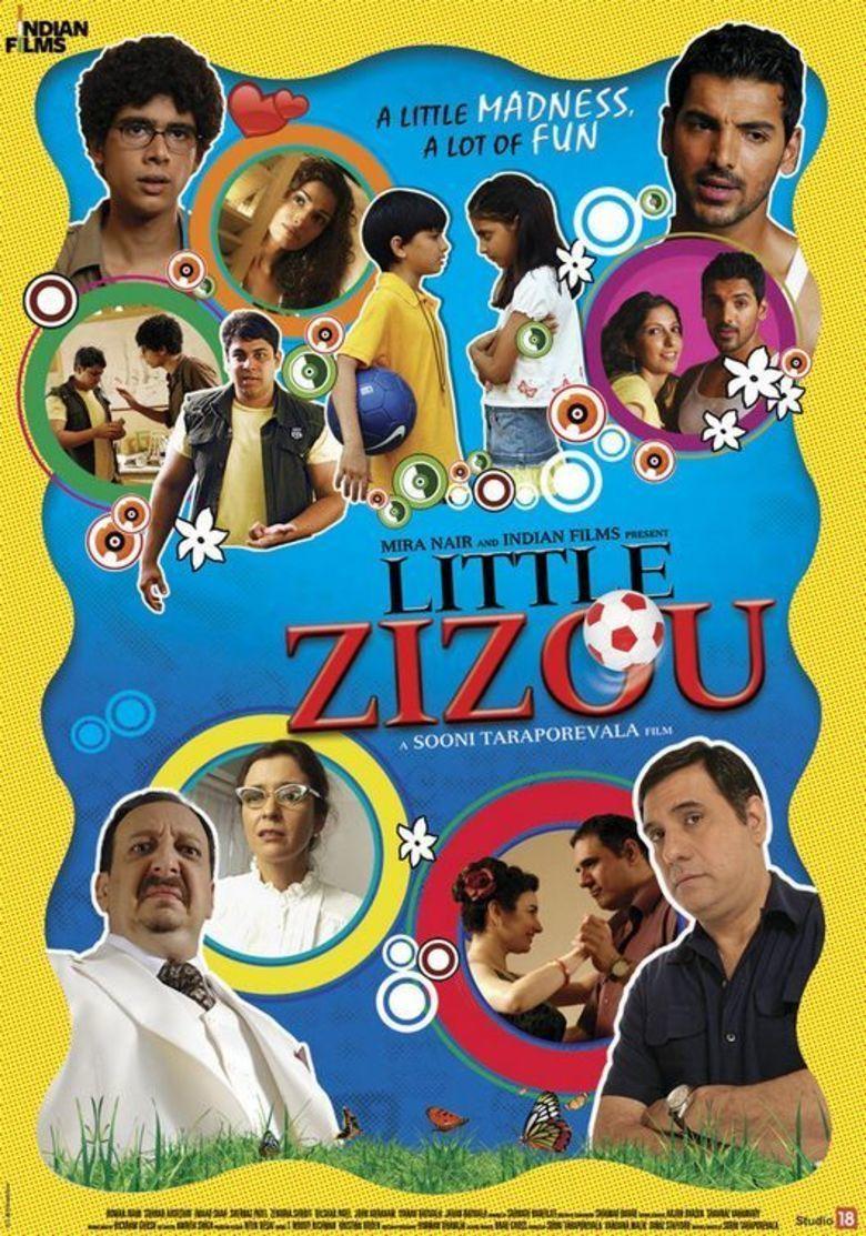 Little Zizou movie poster