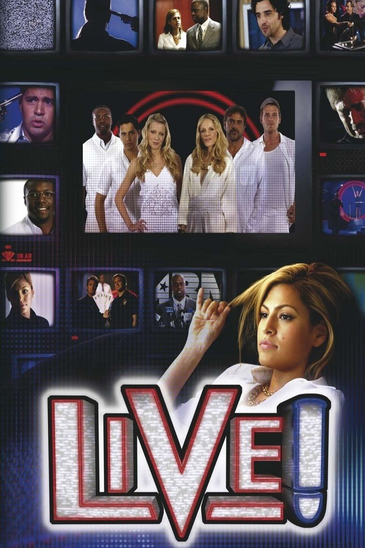 Live! (2007 film) movie poster