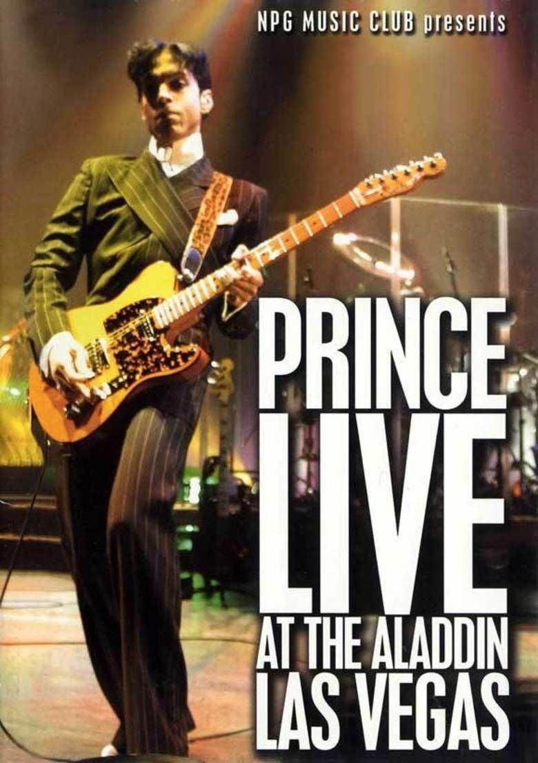 Live at the Aladdin Las Vegas movie poster