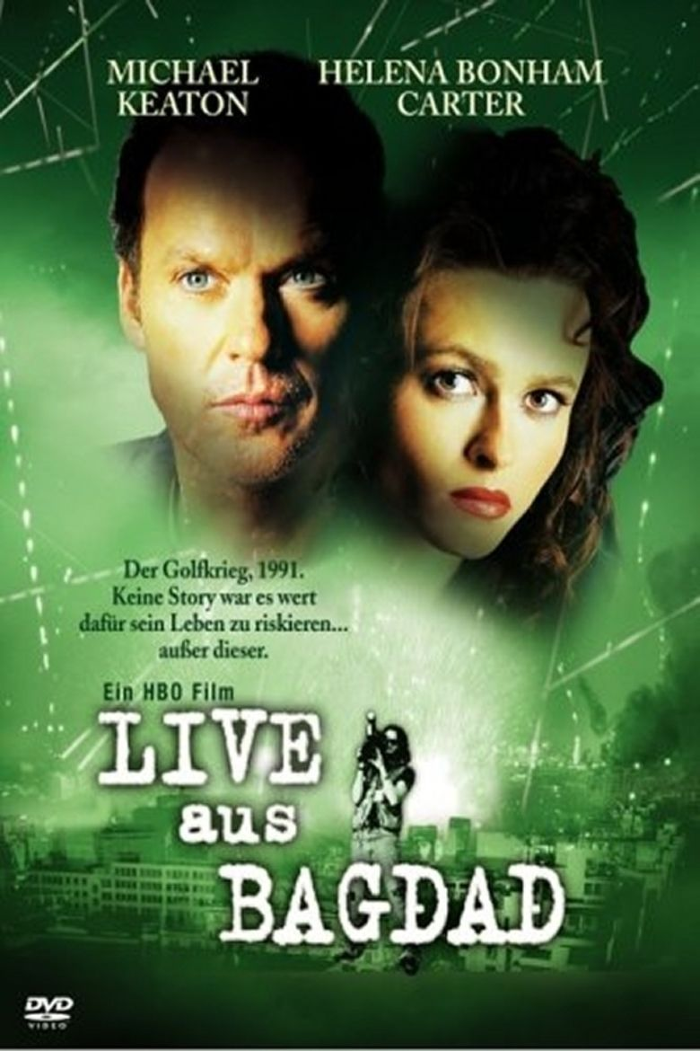 Live from Baghdad (film) movie poster