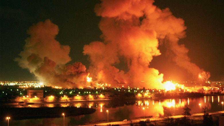 Live from Baghdad (film) movie scenes