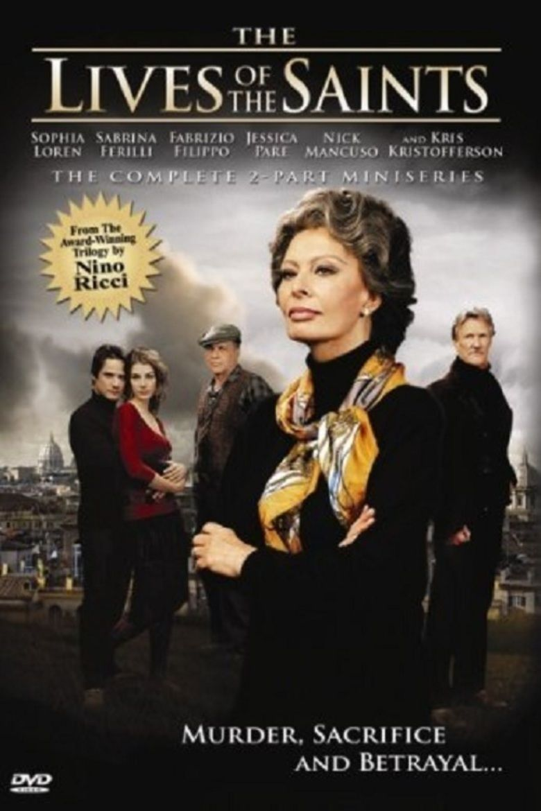Lives of the Saints (miniseries) movie poster
