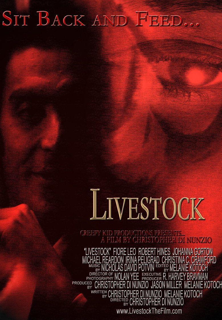 Livestock (film) movie poster