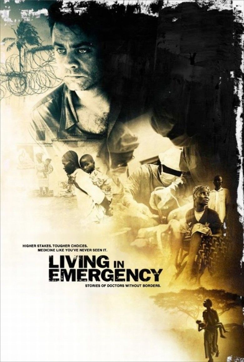 Living in Emergency: Stories of Doctors Without Borders movie poster