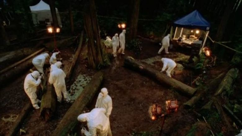 Living with the Dead (film) movie scenes