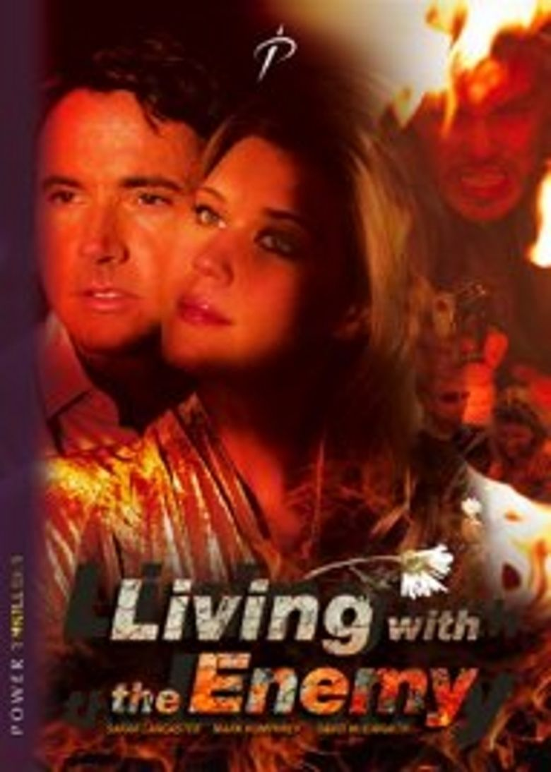 Living with the Enemy (film) movie poster