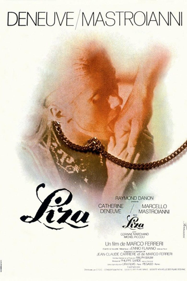 Liza (1972 film) movie poster