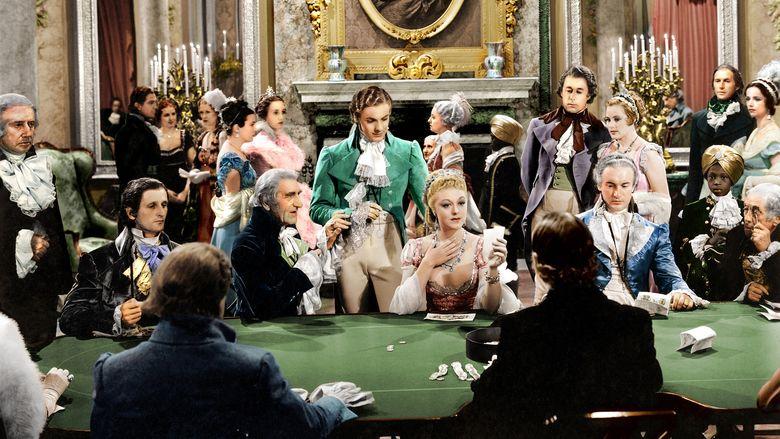 Lloyds of London (film) movie scenes