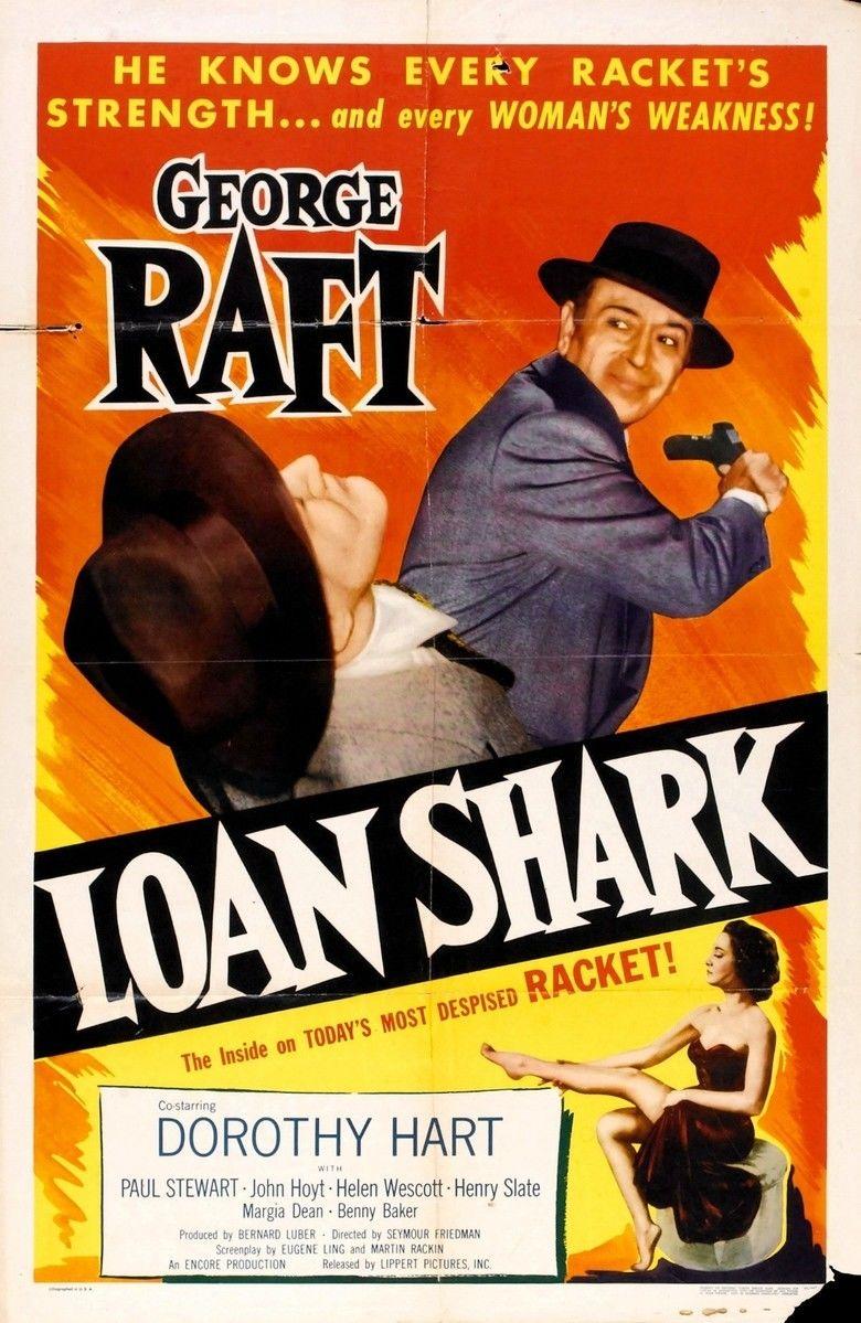 Loan Shark (film) movie poster