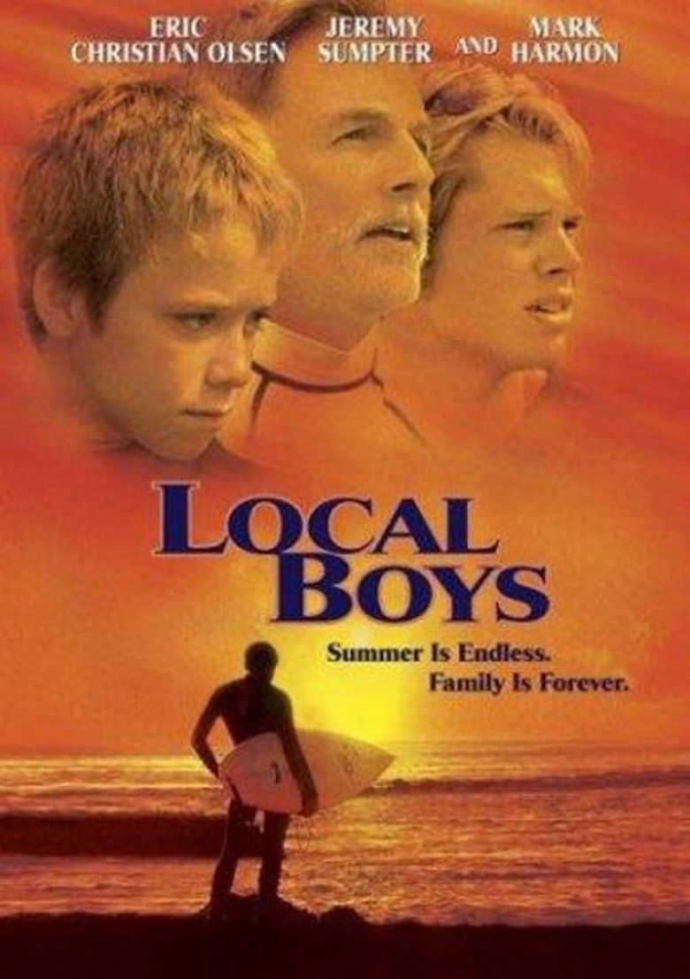 Local Boys movie poster