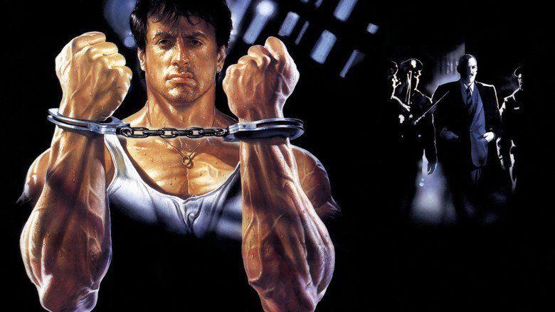 Lock Up (film) movie scenes