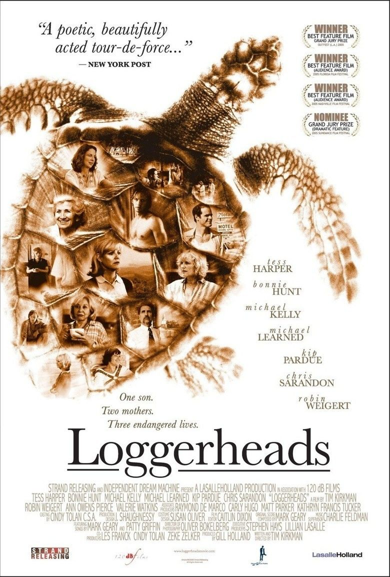 Loggerheads (film) movie poster