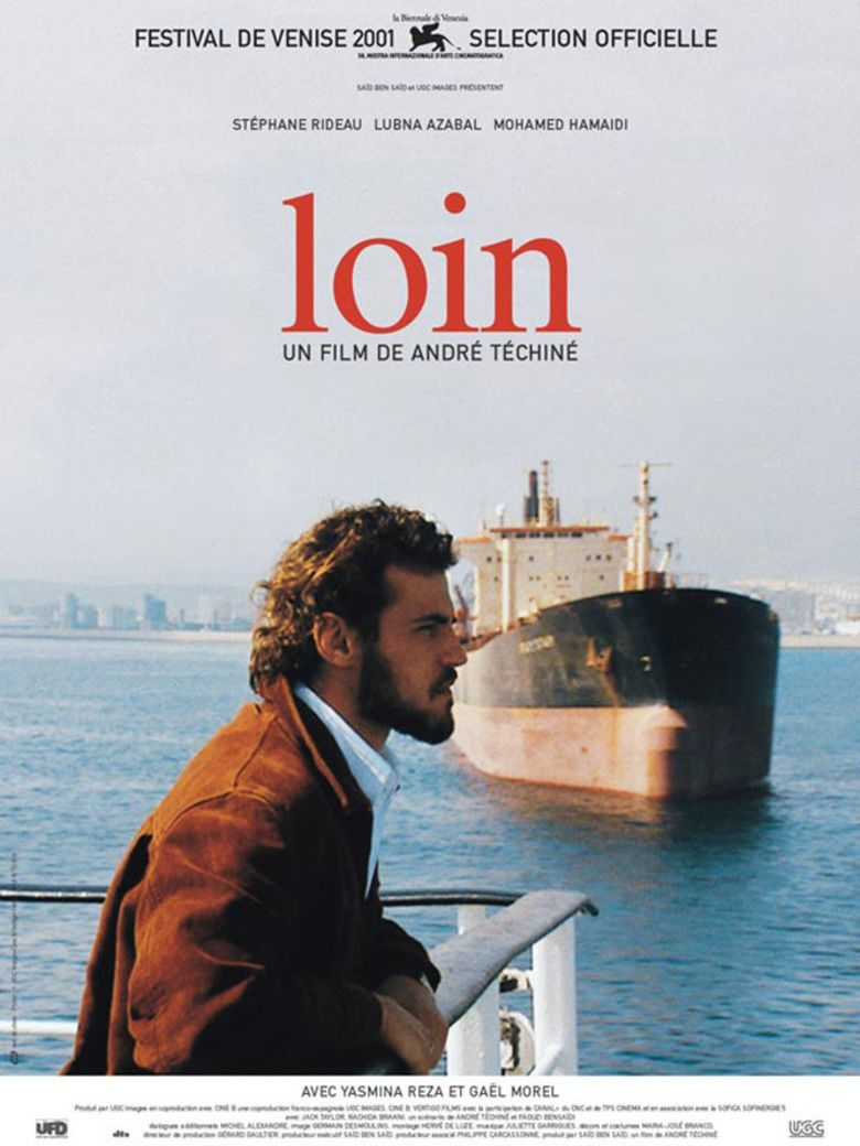 Loin (film) movie poster