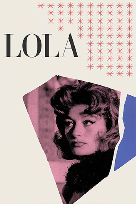 Lola (1961 film) movie poster