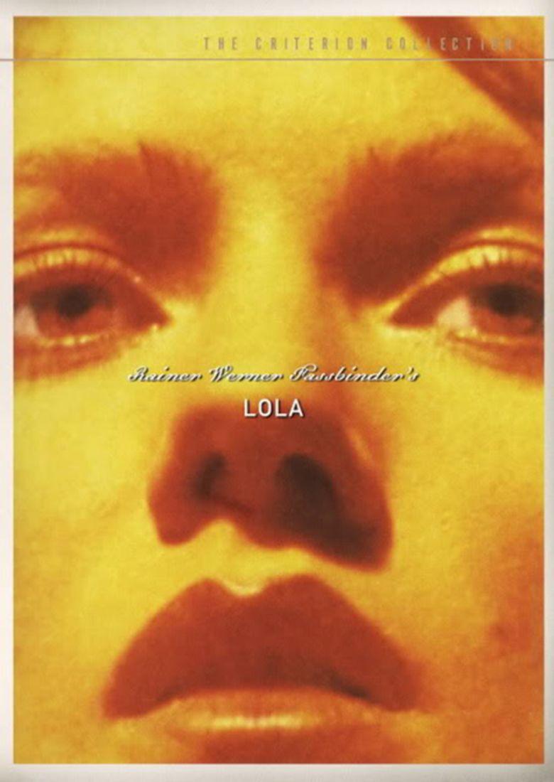 Lola (1981 film) movie poster