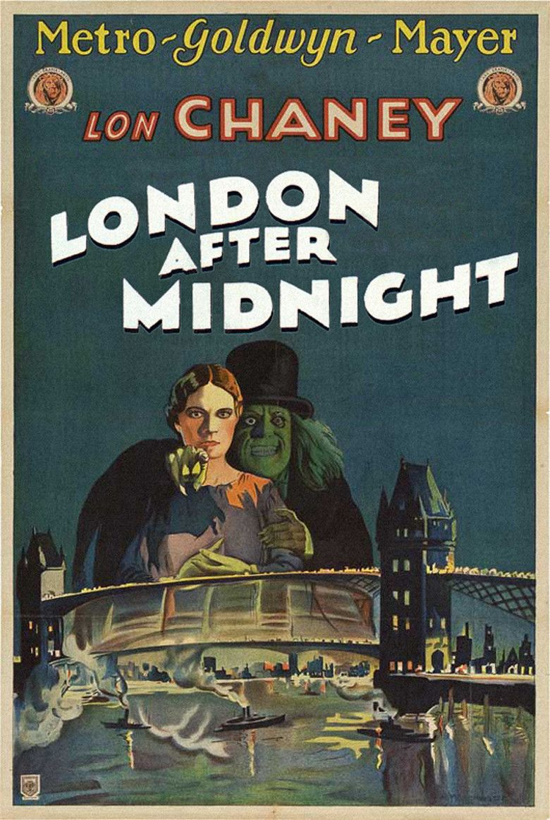 London After Midnight (film) movie poster