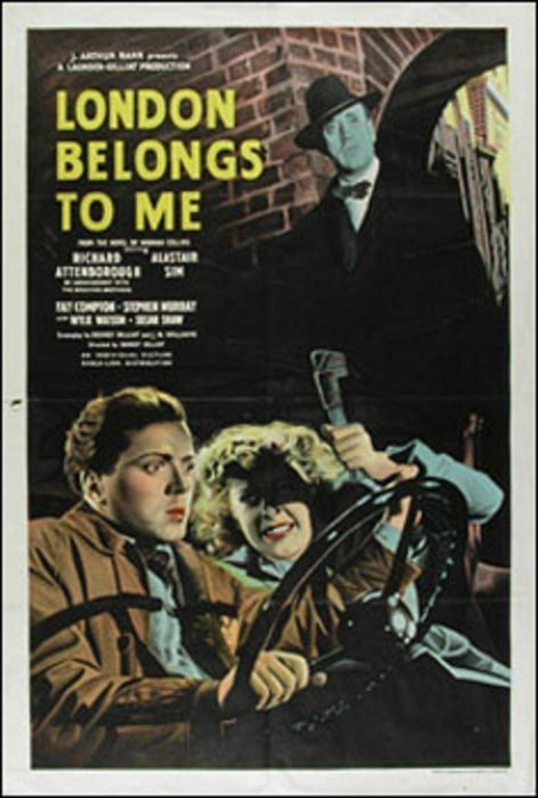 London Belongs to Me movie poster