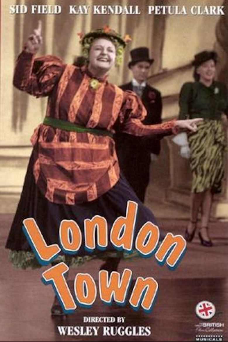 London Town (film) movie poster