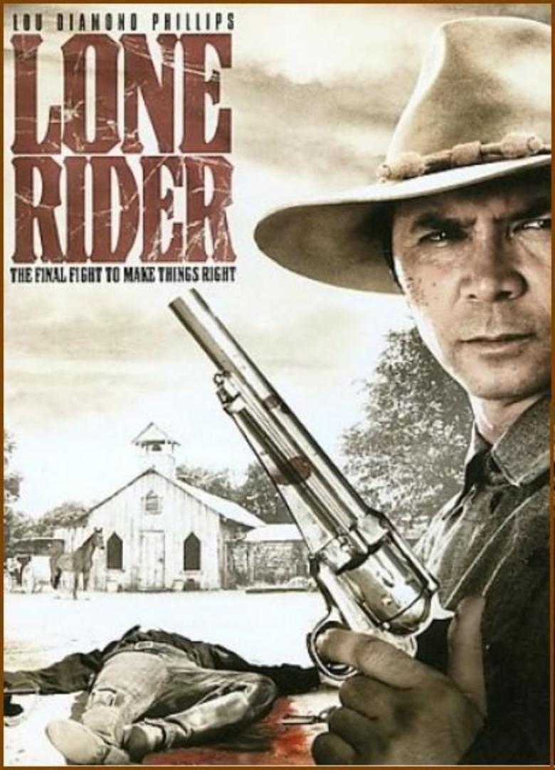 Lone Rider movie poster