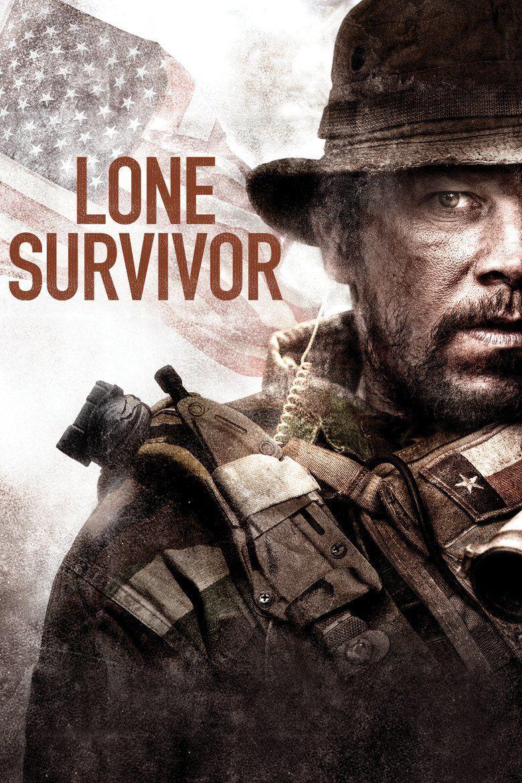 Lone Survivor (film) movie poster